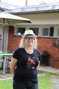 Anneli Airola kuiskailee blogeissa, mitä hyvää puutarha luo ihmisille.
